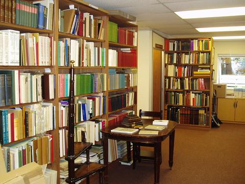 Saville  books office 002