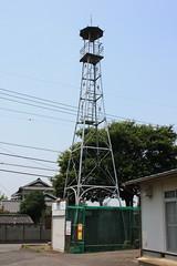 膝子の火の見櫓(さいたま市見沼区)