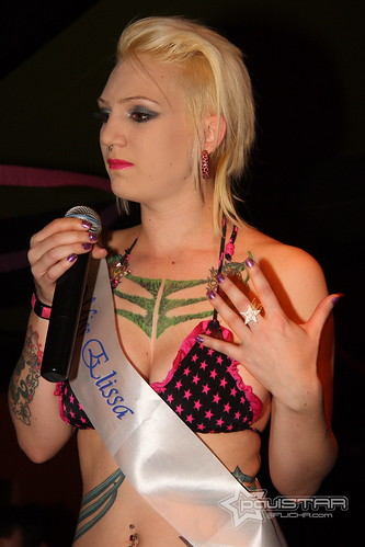 Miss Tattoo Victoria 2009