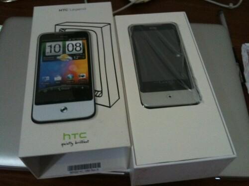 HTC 包装