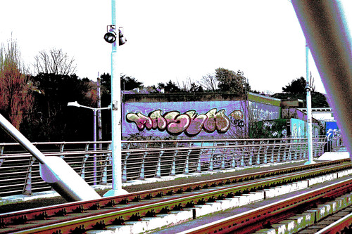 Luas Graffiti