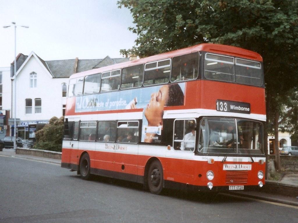 Wilts & Dorset 3924 (TTT 172X)