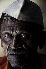 I see you (anita anand) Tags: man train portraits eyes blind stranger vision mumbai unseen namdeo anitaanand