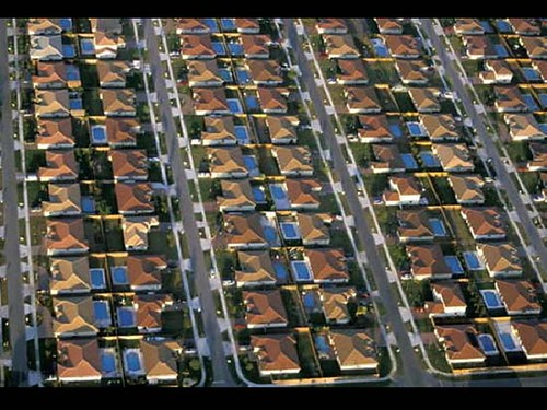 """suburban density"" (courtesy of Charles Marohn, Strong Towns Blog)"