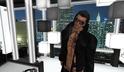 dj booch capelo in second life