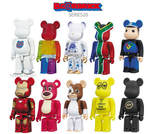 BEARBRICK-SERIES-20
