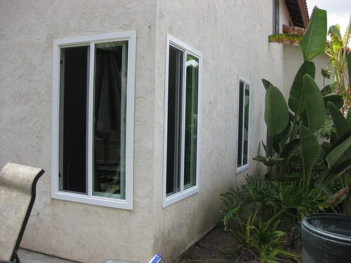 INew Retrofit Windows - Finished Product