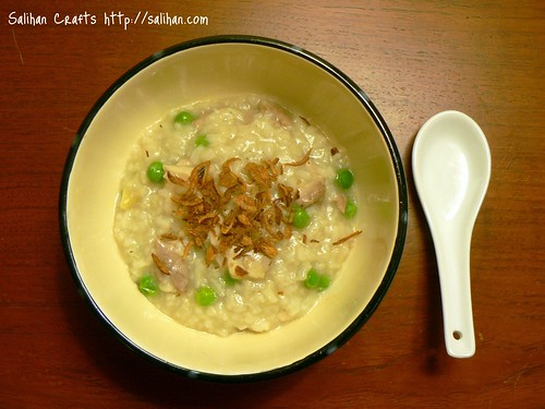 Rice porridge or Congee