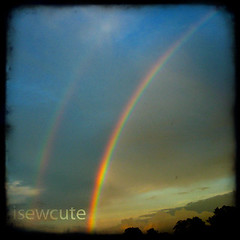double rainbow all the way ttv by isewcute - what does it mean by isewcute