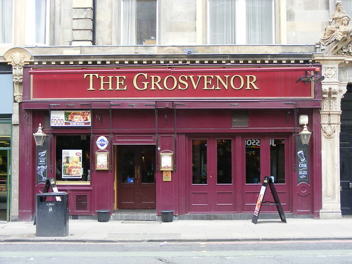 Lothian and Borders: Edinburgh: THE GROSVENOR