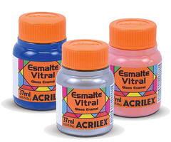 Esmalte Vitral (Acrilex) Tags: pintura acrilex esmaltevitral
