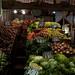 La verdura sale quasi al soffitto nel Mercado Cardonal