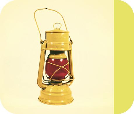 bbq lantern
