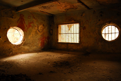 Top Floor Abandoned Nook