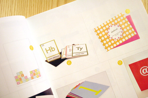 Pink Loves Brown in Stationery Trends Magazine