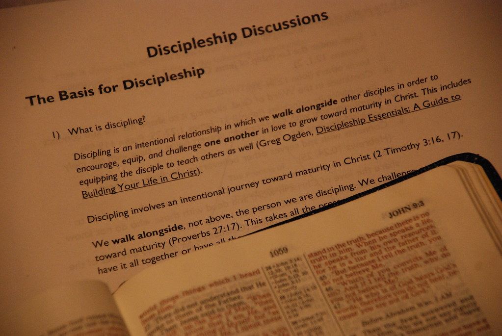 Discipleship Discussions