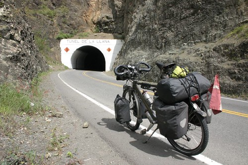 Túnel de la Llana.