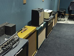 Amps in a line