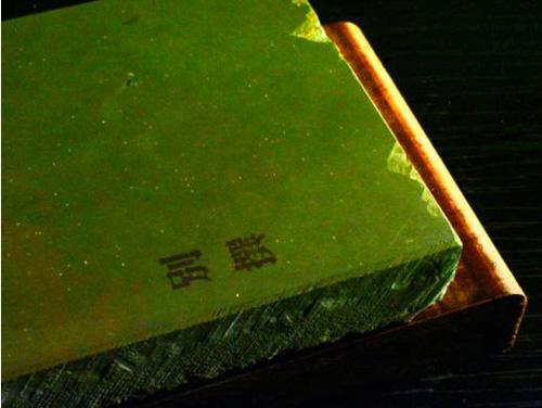 Природный японский камень для окончательной доводки лезвия. Зернистость 6000