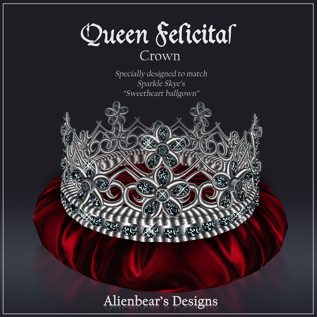 Queen Felicitas Dark Crown