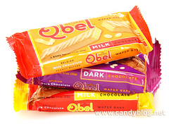 Q-Bel Crispy Wafer Bars