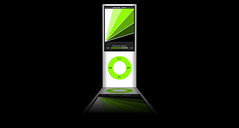 Ipod Nano (TomPec) Tags: black green photoshop design ipod mp3 nano chromatique tompec