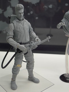 Ghostbusters Figures at ComicCon