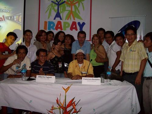 Alberto Fuguet en Iquitos 5