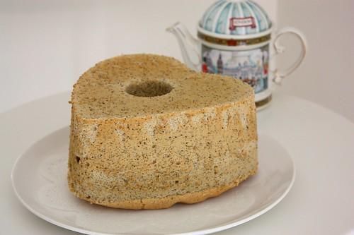 伯爵茶戚風蛋糕