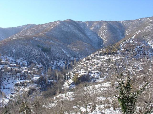 Στερεά Ελλάδα - Φθιώτιδα - Δήμος Μακρακώμης Ροβολιάρι Φθιώτιδας