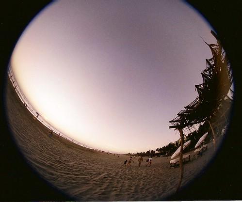 la playa de la que nunca me he ido