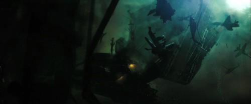 Transformers 2 trailer 2 porta-aviones