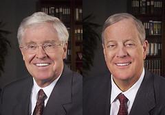 8Anh em Charles và David Koch - Tập đoàn Koch Industries