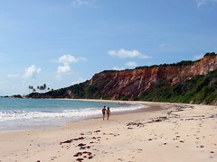 Praia de Tabatinga - Paraba (fhmolina) Tags: brazil beach brasil pessoa fernando conde joo hidalgo nordeste cabedelo molina paraba falsia tabatinga paredo flickrestrellas fhmolina