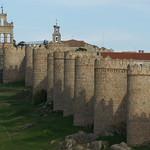Avila:  Muralla Medieval