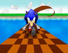 Sonic Contest - Martin M