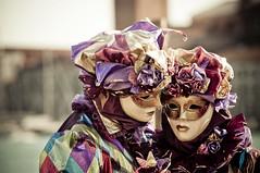 Carnevale Venezia (Lanci Daniele) Tags: venice italy landscape san place ponte di marco gondola piazza carnevale venezia paesaggio rialto sanmarco maschera piazzasanmarco maschere gondole carnevaledivenezia maschereveneziane nikond300 danielelanci slack79 wwwjdfotoit jdfotoit