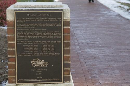 American Meridian Monument