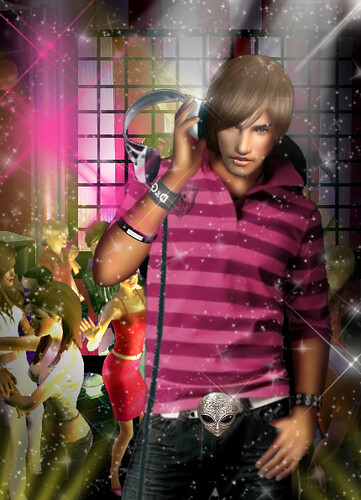 Sims2 Luxury Nightlife by mc ☆ roll.