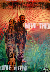 Love Them (jacob schere [in the 03 strategically planning]) Tags: wedding collage painting word aj words mixed stencil media image jacob text 127 communication present transfer visual lucid brimstone inkjet schere brimstone127 visualcollage jacobschere lucidcommunication
