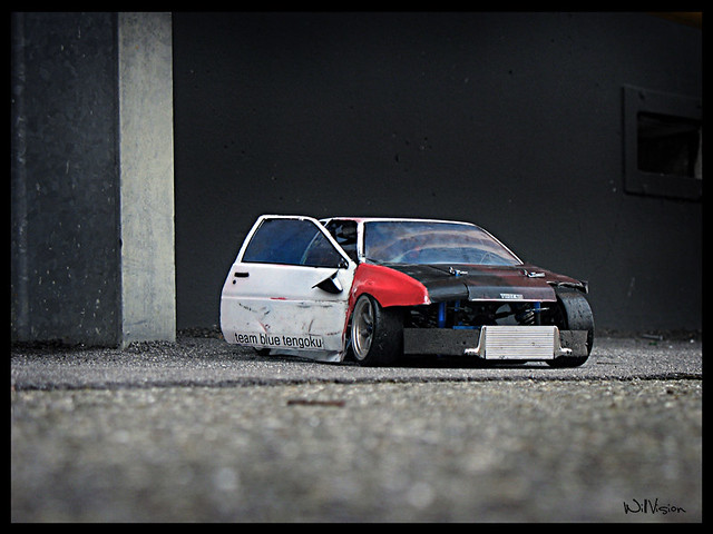 Toyota AE86 - RC Drift car