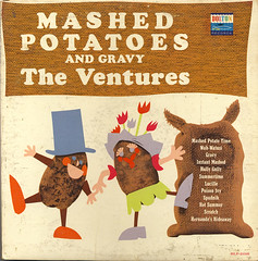 Ventures - Mashed Potatoes And Gravy (Benjamin D. Hammond) Tags: vintage dance 60s guitar vinyl mashedpotatoes fender lp record 1960s instrumental ventures