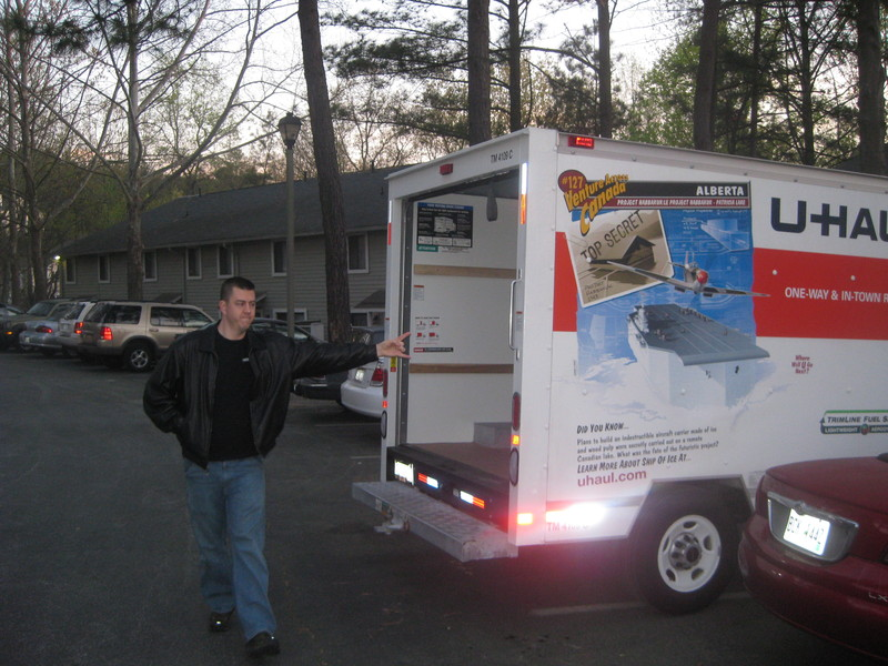 Dave and the U-Haul