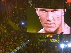 Wrestlemania XXV - Randy Orton