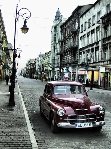 Warszawa in Lodz