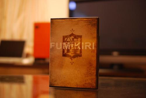 FUMIKIRI DVD