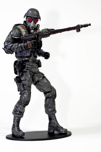 Resident Evil - Hunk 6
