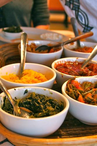Bowls of Ethiopian Deliciousness