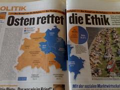 Osten rettet die Ethik