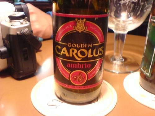 Carolus abrio